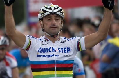 Notte Bianca dello Sport: insieme a Valentina Vezzali ci sarà il campione di ciclismo Paolo Bettini