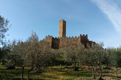 Castello di Montecchio Vesponi, porta aperte al pubblico