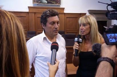 Agnelli polemizza sull'arrivo dei migranti a Castiglion Fiorentino