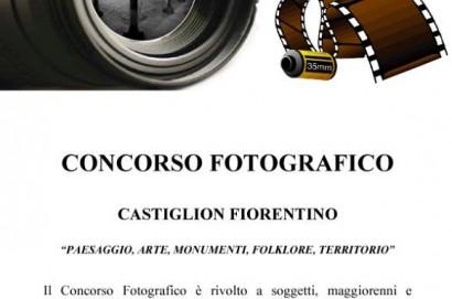 Concorso Fotografico con le bellezze di Castiglion Fiorentino