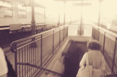 Stazione Terontola: un agosto con nebbia, disagi pesanti e abbandono.