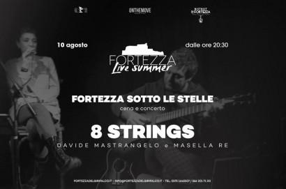 Fortezza sotto le stelle, iniziativa a Cortona per la notte di San Lorenzo