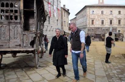 """Casting a Montepulciano per la seconda stagione dei """"Medici"""""""