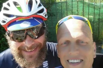 Ciclista muore in un incidente in Val di Chio