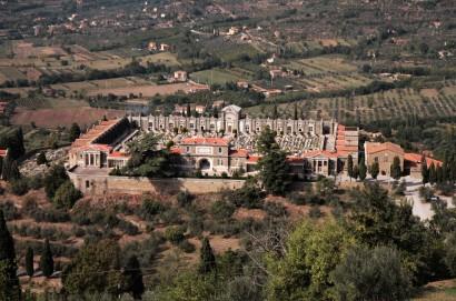 Cimitero monumentale di Cortona: partono i lavori di recupero e restauro