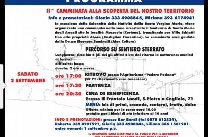 Festa a Mezzavia di Cortona