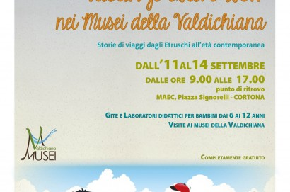 Cortona - proseguono i Campus Settembrini al MAEC