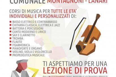 Apertura nuovo Anno Scolastico della Scuola di Musica Comunale di Cortona