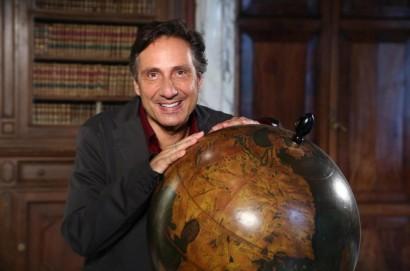 Mario Tozzi riceve il Premio Pietro Pancrazi
