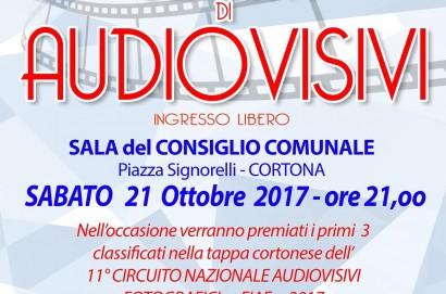 Serata di audiovisivi fotografici a Cortona