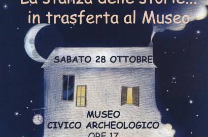 """""""Casa di Nuvole"""", spettacolo di narrazione animata a Castiglion Fiorentino"""