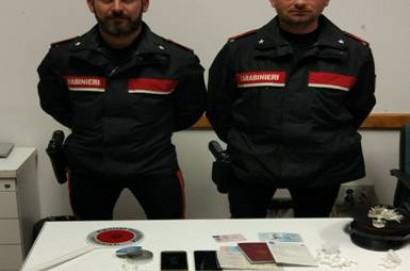 Cortona: 27enne arrestato per spaccio di sostanze stupefacenti