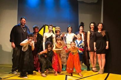 La scuola di musical torritese porta in scena 'Hakuna Matata – Oltre ciò che vedi'