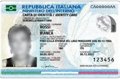 Dal 4 dicembre a Montepulciano la Carta d'Identità diventa Elettronica