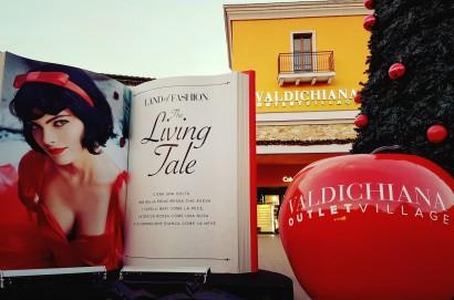 Natale al Valdichiana Outlet Village: scintillante, con tanti eventi per grandi e piccini