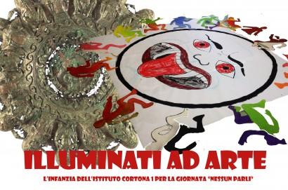 Illuminati ad arte - iniziativa a Cortona