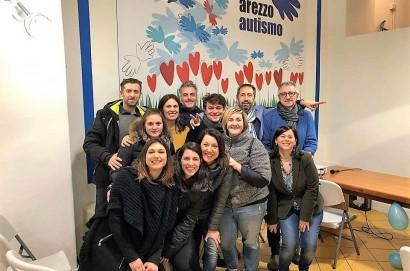 Nuove Sede per l'Associazione Autismo Arezzo