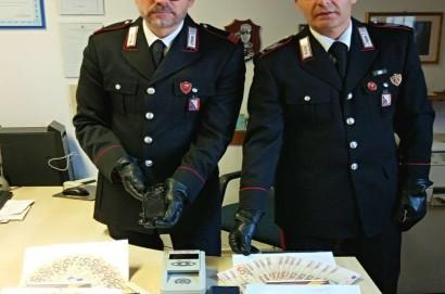 Due fratelli arrestati in Valdichiana per spendita di banconote false