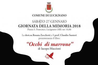 Giornata della Memoria a Lucignano