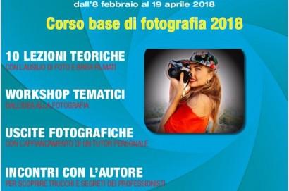 Corso gratuito di fotografia a Cortona con il Fotoclub Etruria