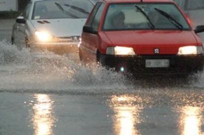 Piogge e temporali, codice giallo su tutta la Toscana per rischio idrogeologico