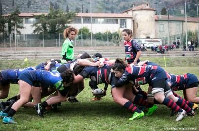 Le etrusche si svegliano troppo tardi, sconfitta a Bologna  27-21