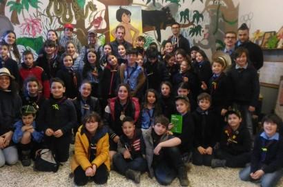 Scout e Comune di Cortona in campo per il bene della città