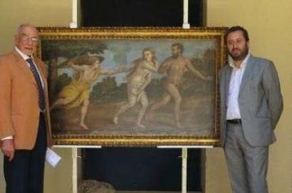 Il patrimonio culturale della comunità poliziana si arricchisce di un'altra opera d'arte