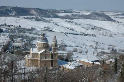 Scuole chiuse per il maltempo in nove dei dieci Comuni della Valdichiana Senese