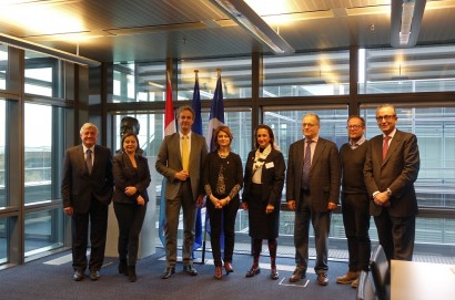 Si stringono i rapporti tra Cortona e il Granducato di Lussemburgo