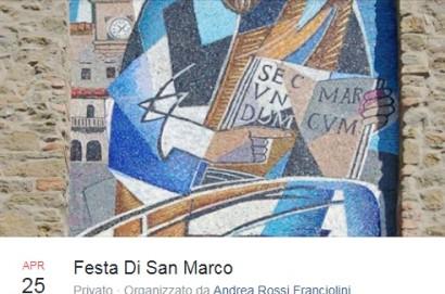 25 aprile  a Cortona:Festa di San Marco.