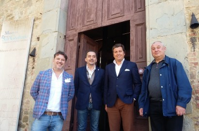 Museo della Pieve Vecchia, ritornato alla gestione del Sistema Museale Castiglionese