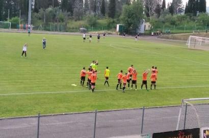 Cronaca Cortona Camucia - Nuova Chiusi. Risultati di Promozione, Prima e Seconda Categoria