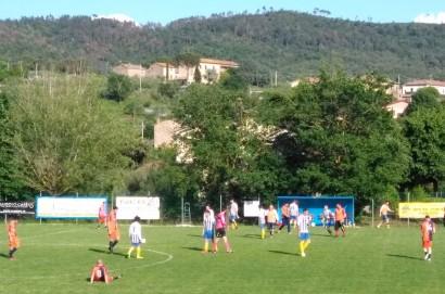 Spareggio play - out, Terontola - Geggiano