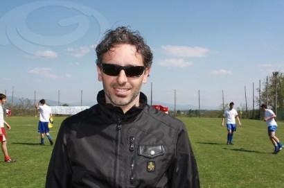 Comunicato Stampa ASD Cortona Camucia: confermato l' Allenatore Luca Giusti per la stagione 2018 - 2019