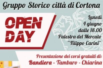 Open Day del Gruppo Storico di Cortona