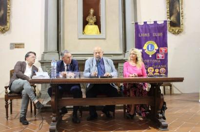 Franco Cardini  a Castiglion Fiorentino alle Celebrazioni del 2 Giugno