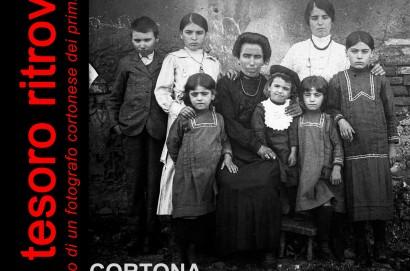 Il Fotoclub Etruria presenta la mostra fotografica dal titolo: Un Tesoro ritrovato – L'archivio di un fotografo cortonese dei primi del '900