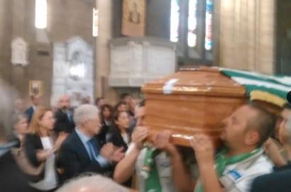 L' ultimo saluto a Pierre Carniti.