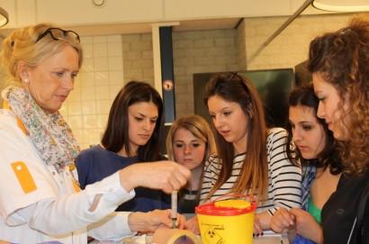 Qualifica di OSS agli allievi del Professionale Sociosanitario di Cortona