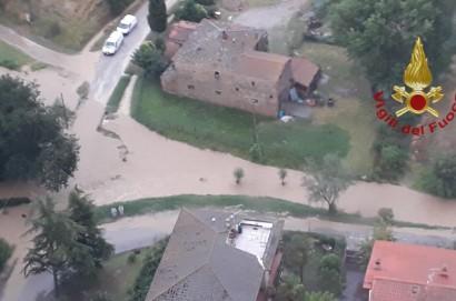 Richiesto dal Comune di Cortona alla Regione Toscana lo Stato di Calamità Naturale per gli eventi atmosferici di martedì 12 giugno avvenuti tra Terontola e Riccio