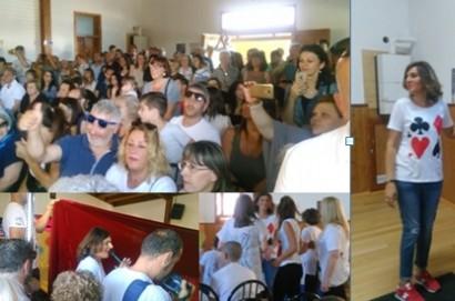 Festa di fine anno scolastico alla Fratta.