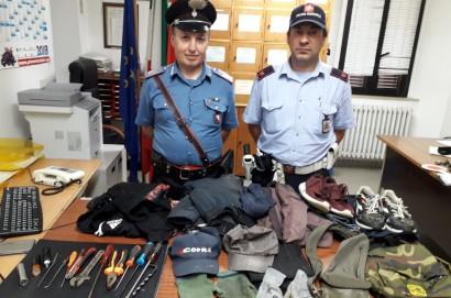 Beccata la banda di ladri di Foiano della Chiana, avevano compiuto 53 furti