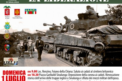A Sinalunga evento per ricordare la Liberazione
