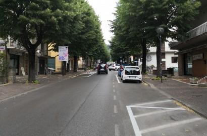Torna gratuito il parcheggio di Viale Mazzini a Castiglion Fiorentino