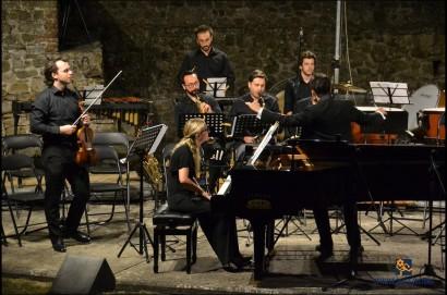 Concerto giovedì' 26 luglio nel chiostro della Chiesa di San Francesco a Cortona