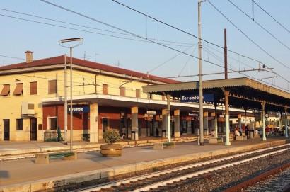 La Pensilina in ghisa ottocentesca della Stazione Ferroviaria di Terontola elemento di interesse storico-artistico