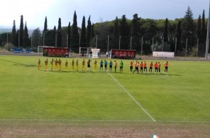 Coppa Italia: Cortona Camucia - MM Subbiano 0 - 0. Discreto esordio per la squadra di casa.