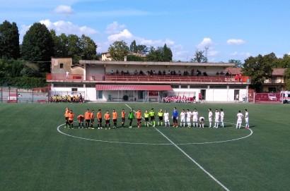 Nuova Chiusi - Cortona Camucia 2 - 1: una sconfitta che estromette i ragazzi cortonesi dalla Coppa.