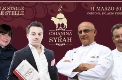 La Razza Chianina protagonista 11 e 12 marzo 2016 a Cortona